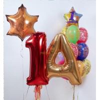Воздушные шары на 1 сентября Мой класс