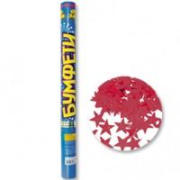 Хлопушка с конфетти звезды - 60 см