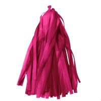 Тассел ярко розовая
