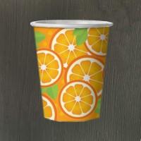 Стакан Апельсины - 6 шт